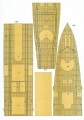 Бумажное моделирование №81 1/200 Минный заградитель Марти