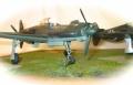 Tamiya 1/48 Do-335A-07 и Do-335A-12