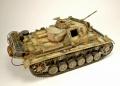 Tamiya 1/35 Panzer III Ausf.L: Туарег обр.1942г. из Ливии.