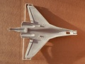 Обзор Hasegawa 1/72 Su-35S Flanker-T+ №0157