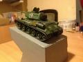 Zvezda 1/35 T-34-85 - Первая модель