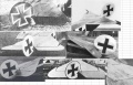 Roden/Revell/Eduard 1/72 Fokker Dr.1 Triplane Dual Combo - сравнительный обзор