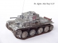 Tristar 1/35 Pz. Kpfw. 38(t) Ausf E/F. Реставрация