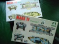 Takom 1/35 Mk IV - каждой твари по паре