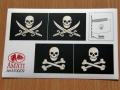 Обзор Amati 1/60 Adventure Pirate Schooner