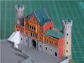 Doyusha 1/220 Модель замка Neuschwanstein
