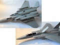 Academy 1/48 USAF F-15E Seymour Johnson - Большая птица
