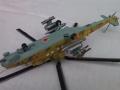 Revell 1/72 Ми-24 - моя первая модель