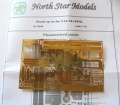1/72 Звезда Т-34 + травление NorthStar Models