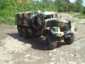 Renova Model №6 1/25 КрАЗ-255Б