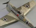 Eduard 1/48 Bf-109E-1 - мой первый Эмиль