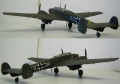 Eduard 1/72 Bf-110Е Ночник