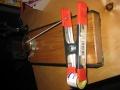 Устройство для перемешивания краски - Бурбулятор