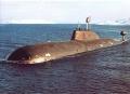 HobbyBoss 1/350 АПЛ К-461 Волк, проект 971 Щука-Б