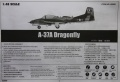Обзор Trumpeter 1/48 Cessna A-37A Dragonfly