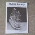 Обзор Mamoli 1/100 H.M.S. Bounty