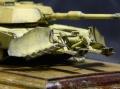 Trumpeter 1/72 M1A1 с плугом