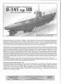 Обзор GPM 1/100 обзор подводной лодки U-141 II-D