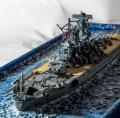 Fujimi 1/700 линкор Ямато, 1944