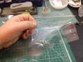 Как имитировать обшивку целулоидом