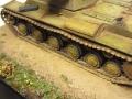 Моделист 1/35 КВ-2 выпуска мая-июнь 1941 года