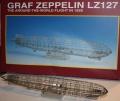 Aerobase (C 001) 1/1000 Graf Zeppelin LZ 127 - Сигара