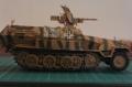 Звезда 1/35 Sd.Kfz.251 Ханомаг с пушкой