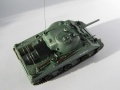 Dragon 1/72 Sherman M4A2