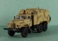ICM 1/72 Урал-375А командный пункт