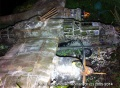 Диорама 1/48 P-61A Black Widow, борт №42-5502  - жизнь после смерти