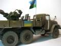 ІСМ/Meng 1/35 ЗиЛ-131 с ЗУ-23