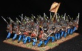 Perry Miniatures 28 мм Австрийские пограничные полки