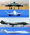 Обзор Italeri 1/72 Northrop YF-23 Black Widow II