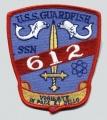 Микро-Мир 1/350 USS Guardfish (SSN-612)