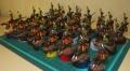 Front Rank 28 мм Австрийские уланы 1-го и 2-го полков
