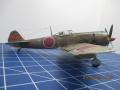 Hasegawa 1/48 Nakajima Ki-84 Hayate/Frank - Kошка готова
