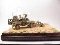 Kinetic 1/35 RG-31 Mk.3 Canadian Army MRAP with RWS