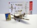 Airfix 1/72 P-40B Tomahawk 3rd Squadron AVG Charles Older