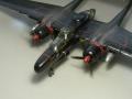 GWH/Monogram 1/48 P-61B Black Widow / Lady in the Dark - моя любимая вдовушка