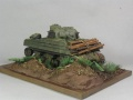 Dragon 1/35 M4A2 Sherman USMC - Тихоокеанский ежик