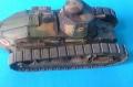 Meng 1/35 Renault FT 17 - Французский легкий танк