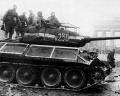 Dragon 1/35 Т-34/85 к230. Май 1945, Берлинская операция
