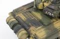 Звезда 1/35 Т-72Б из коробки