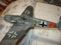 Hasegawa + Звезда + Aires 1/48 Bf-109G-6R-6