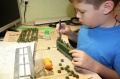 Звезда 1/35 ИС-2 - как мы строили танк