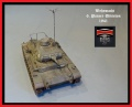 Звезда 1/35 PzKpfw III E - Командирский танк связи