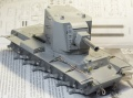 Моделист/Trumpeter 1/35 КВ-2 с большой башней
