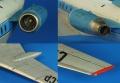 Звезда 1/144 Ту-134А Синяя птица