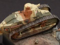 Meng Model 1/35 Renault FT-17