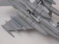 Fujimi 1/72 F-16B 8th Fighter Wing Wolf Pack